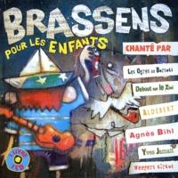 Rémi Guichard - Brassens pour les enfants. 1 CD audio