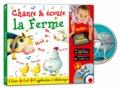Rémi Guichard et Bruno Robert - Chante et écoute la ferme. 1 CD audio