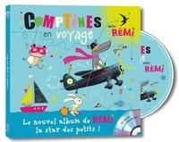 Rémi Guichard - Comptines en voyage avec Rémi. 1 CD audio
