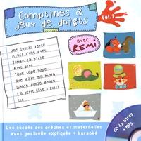 Comptines & jeux de doigts - Volume 1.pdf