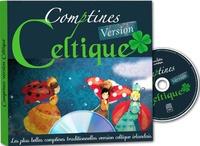 Rémi Guichard - Comptines version Celtique. 1 CD audio MP3