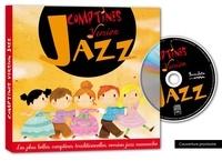 Rémi Guichard - Comptines version Jazz. 1 CD audio MP3