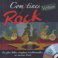 Rémi Guichard et Gaëlle Picard - Comptines version rock. 1 CD audio MP3