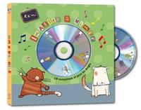 Rémi Guichard - Imagier à mimer. 1 CD audio MP3