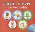 Rémi Guichard et Christophe Cayzac - Jardin d'éveil des tout-petits. 2 CD audio