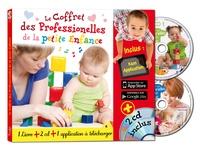 Rémi Guichard - Le coffret des professionnelles de la petite Enfance. 2 CD audio