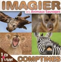 Rémi Guichard - Les animaux sauvages. 1 CD audio