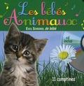 Rémi Guichard - Les bébés animaux - Eveil sensoriel de bébé. 1 CD audio