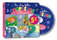 Rémi Guichard et Marie-Pierre Tiffoin - Les plus belles comptines et berceuses. 1 CD audio
