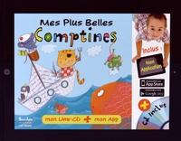 Rémi Guichard et Marie-Pierre Tiffoin - Mes plus belles comptines. 1 CD audio