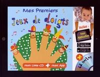 Rémi Guichard et Marie-Pierre Tiffoin - Mes premiers jeux de doigts. 1 CD audio