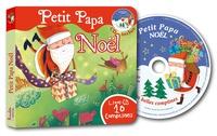 Rémi Guichard et Marie-Pierre Tiffoin - Petit papa Noël - 10 titres. 1 CD audio