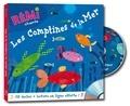 Rémi Guichard et Sandrine Lhomme - Remi chante les comptines de la mer. 1 CD audio