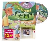 Rémi Guichard et Bruno Robert - Un grand cerf et autres comptines à mimer.... 1 CD audio