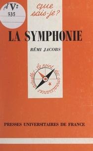 Rémi Jacobs et Paul Angoulvent - La symphonie.