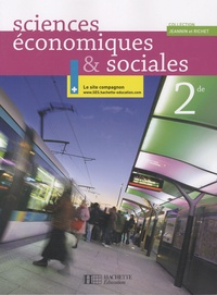 Rémi Jeannin et Adeline Richet - Sciences Economiques et Sociales 2e.