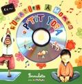 Rémi - L'imagier à mimer du p'tit yoga. 1 CD audio