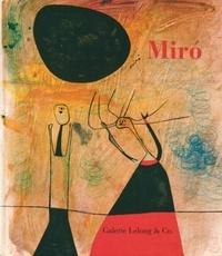 Rémi Labrusse - Miro - Femmes, oiseaux et monstres.