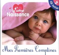 Rémi - Le coffret Naissance - Mes premières comptines. 2 CD audio
