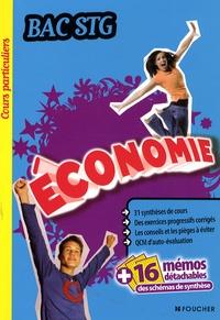 Rémi Leurion et Pascal Simon - Economie Bac STG.