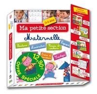 Rémi - Ma petite section maternelle 3-4 ans. 1 CD audio