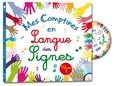Rémi et Sandrine Lhomme - Mes comptines en langue des signes - Volume 1. 1 DVD