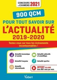 Rémi Pérès - 900 QCM pour tout savoir sur l'actualité 2019-2020.