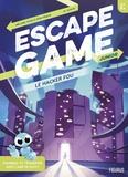 Rémi Prieur et Mélanie Vives - Escape game junior - Le hacker fou.