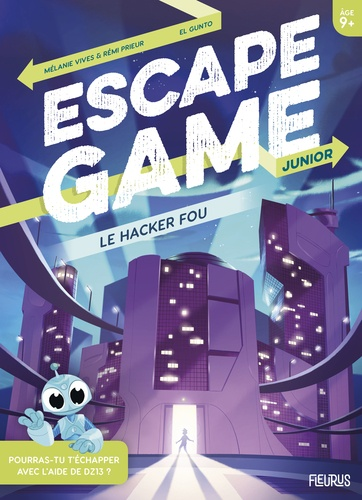 Escape Game Junior Le Hacker Fou Grand Format