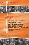 Rémi Remondière et Corinne Rougagnou - Conseiller en économie sociale familiale - Formation, diplôme, carrière.
