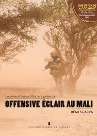 Rémi Scarpa - Offensive éclair au Mali - Ceux de la brigade Serval racontent. 1 DVD