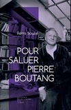 Rémi Soulié - Pour saluer Pierre Boutang.