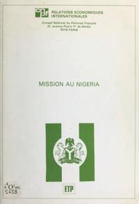 Rémi Verlet - Mission au Nigéria - 19-23 octobre 1981.