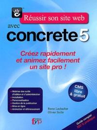 Rhonealpesinfo.fr Réussir son site web avec Concrete5 - Guide complet 100% pratique Image