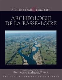 Rémy Arthuis et Martial Monteil - Archéologie de la Basse-Loire.