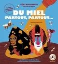 Rémy Boussengui et Sophie Auvin - Du miel partout, partout. 1 CD audio