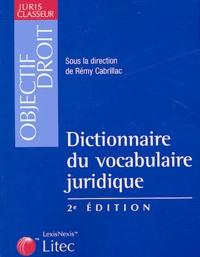 Histoiresdenlire.be Dictionnaire du vocabulaire juridique Image