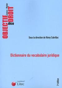 Dictionnaire du vocabulaire juridique.pdf