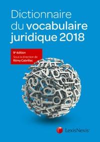 Rémy Cabrillac - Dictionnaire du vocabulaire juridique.
