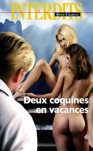 Remy Charnat - Deux coquines en vacances.