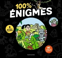 Rémy Chaurand et Bruno Muscat - 100 % énigmes.