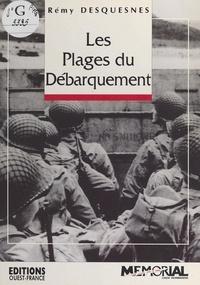 Rémy Desquesnes - Les plages du debarquement.