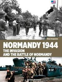 Rémy Desquesnes - Normandie 1944.