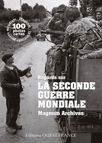 Rémy Desquesnes et  Magnum photos - Regards sur la Seconde Guerre mondiale - Magnum Archives.