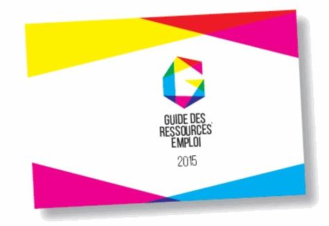 Rémy Dréano - Le Guide des ressources emploi.