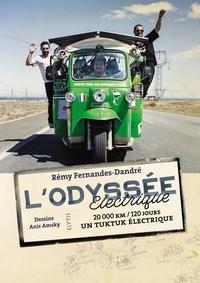 Rémy Fernandes-Dandré - L'odyssée électrique.