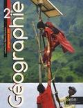 Rémy Knafou - Géographie 2de Programme 2010.