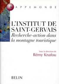Feriasdhiver.fr L'INSTITUT DE SAINT-GERVAIS. Recherche-action dans la montagne touristique Image