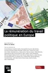 Rémy Le Saout - La rémunération du travail politique en Europe.
