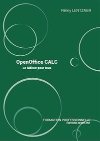 Rémy Lentzner - OpenOffice Calc.